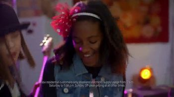 NRG Free Weekends Plan TV Spot, 'The Carter House' - Thumbnail 6