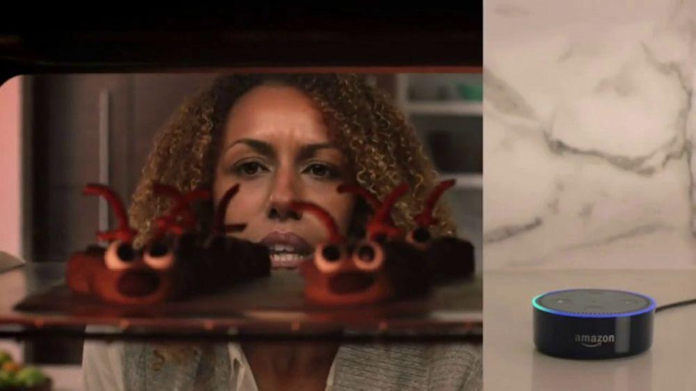 Amazon Echo Dot TV Commercial, 'Alexa Moments: Reindeer ...