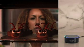 Amazon Echo Dot TV Spot, 'Alexa Moments: Reindeer' - Thumbnail 2