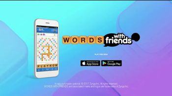 Words With Friends 2 TV Spot, 'The Power of Words!' Song by ODESZA - Thumbnail 10