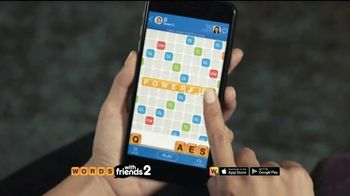 Words With Friends 2 TV Spot, 'The Power of Words!' Song by ODESZA - Thumbnail 2