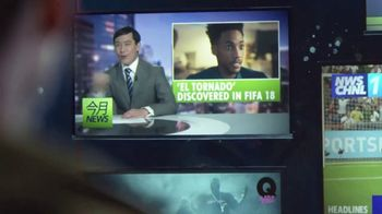 FIFA 18 TV Spot, 'More Than a Game: El Tornado' - Thumbnail 4