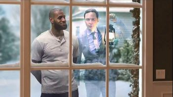 Intel 8th Gen Core TV Spot, 'Holiday Future' Ft. Jim Parsons, LeBron James - 317 commercial airings