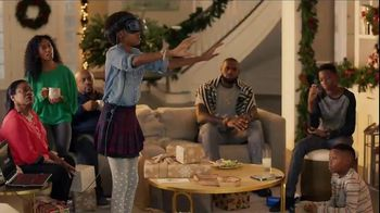 Intel 8th Gen Core TV Spot, 'Holiday Future' Ft. Jim Parsons, LeBron James - Thumbnail 6