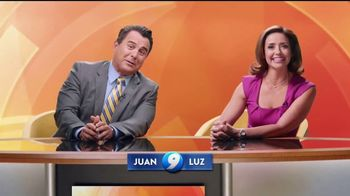 Jack in the Box Country Scrambler Plate TV Spot, 'Morning Show' [Spanish]