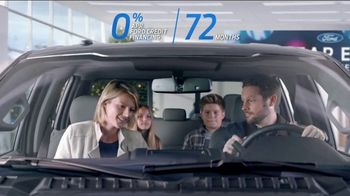 Ford Year End Sales Event TV Spot, 'Perfect Fit' Song by Imagine Dragons [T2] - 1463 commercial airings
