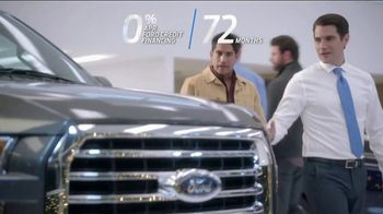 Ford Year End Sales Event TV Spot, 'Perfect Fit' Song by Imagine Dragons [T2] - Thumbnail 6