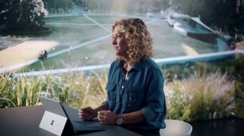 Microsoft Surface Pro TV Spot, \'Leann Emmert: Scouting Locations\'