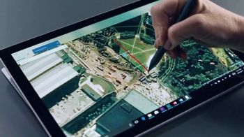 Microsoft Surface Pro TV Spot, 'Leann Emmert: Scouting Locations' - Thumbnail 8
