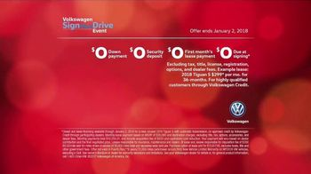 Volkswagen Sign Then Drive Event TV Spot, 'Really?' [T2] - Thumbnail 8