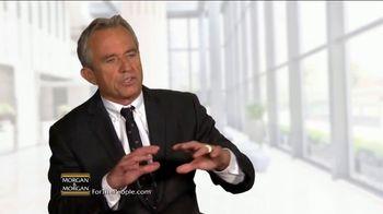 Morgan and Morgan Law Firm TV Spot, 'Civil Justice' Ft. Robert Kennedy Jr.