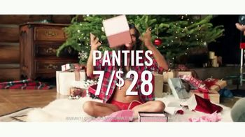 Victoria's Secret TV Spot, 'Seven Panties for $28' - Thumbnail 4