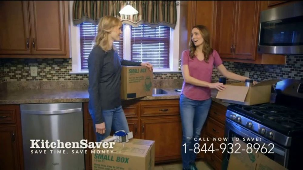 kitchen saver tv commercial moving ispottv - Kitchen Saver