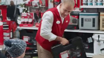 ACE Hardware Wrap It in Red TV Spot, 'Gift for Dad' - Thumbnail 4