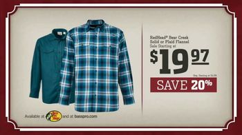 Bass Pro Shops TV Spot, 'Santa's Wonderland: Flannel' - Thumbnail 7