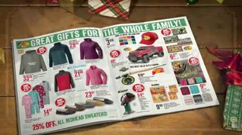 Bass Pro Shops TV Spot, 'Santa's Wonderland: Flannel' - Thumbnail 6