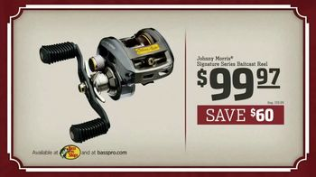 Bass Pro Shops Countdown to Christmas Sale TV Spot, 'Henley, Jacket & Reel' - Thumbnail 9