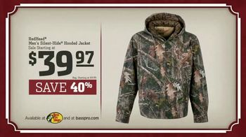 Bass Pro Shops Countdown to Christmas Sale TV Spot, 'Henley, Jacket & Reel' - Thumbnail 8