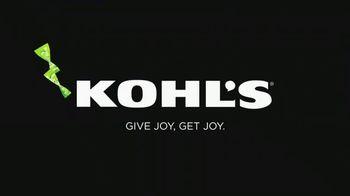 Kohl's TV Spot, 'Give Joy, Get Joy: Fine Jewelry' - Thumbnail 9