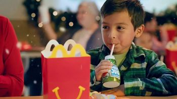 McDonald's Happy Meal TV Spot, 'Holiday Express: Experience the Magic' - 1936 commercial airings