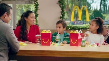 McDonald's Happy Meal TV Spot, 'Holiday Express: Experience the Magic' - Thumbnail 1