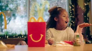 McDonald's Happy Meal TV Spot, 'Holiday Express: Experience the Magic' - Thumbnail 3