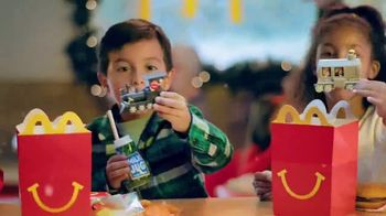 McDonald's Happy Meal TV Spot, 'Holiday Express: Experience the Magic' - Thumbnail 4