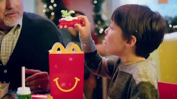 McDonald's Happy Meal TV Spot, 'Holiday Express: Experience the Magic' - Thumbnail 5
