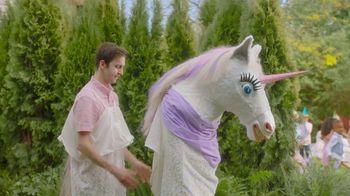 Gain Flings TV Spot, 'Disfraz de unicornio' [Spanish] - 2897 commercial airings