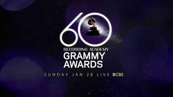 Apple Music TV TV Spot, 'CBS: 2017 Grammy Awards: Pop' - Thumbnail 8