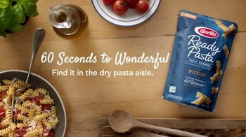 Barilla Ready Pasta TV Spot, 'First Apartment 60 Second Rotini' - Thumbnail 9