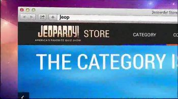 Jeopardy.com TV Spot, 'Must-Have Merchandise'