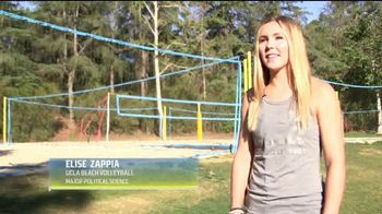 Pac-12 Conference TV Spot, 'PAC Profiles: Elise Zappia' - Thumbnail 2