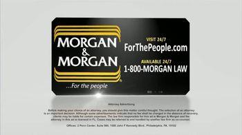 Morgan and Morgan Law Firm TV Spot, 'Living Paycheck to Paycheck' - Thumbnail 10