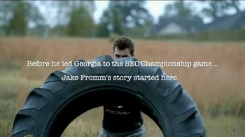 Go90 TV Spot, 'QB1: Beyond the Lights: Jake Fromm'