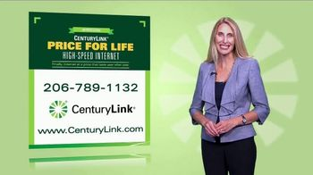 CenturyLink Price for Life High-Speed Internet TV Spot, 'No Surprises' - Thumbnail 4