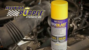 Royal Purple Max-Blast TV Spot, 'Restore Performance and Fuel Economy' - Thumbnail 1