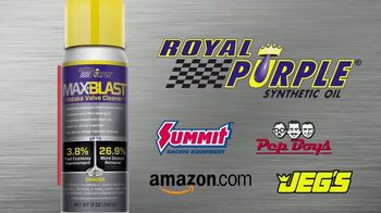 Royal Purple Max-Blast TV Spot, 'Restore Performance and Fuel Economy' - Thumbnail 6