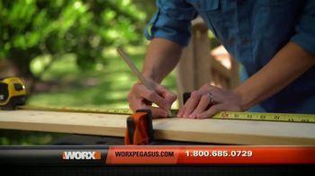 Worx Pegasus TV Spot, 'Super Strong' - Thumbnail 4