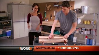 Worx Pegasus TV Spot, 'Super Strong' - Thumbnail 7