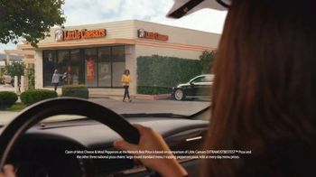 Little Caesars EXTRAMOSTBESTEST Pizza TV Spot, 'Car' - Thumbnail 3
