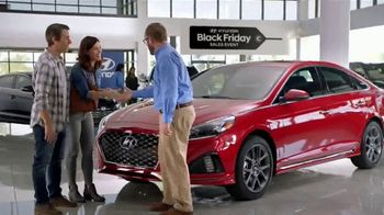 Hyundai Black Friday Sales Event TV Spot, 'Stay Out of the Red' [T2] - 2 commercial airings