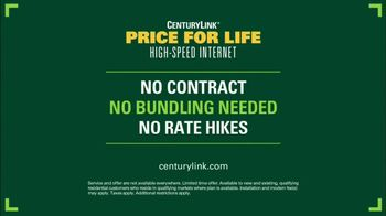 CenturyLink Price for Life High-Speed Internet TV Spot, 'We Did That!' - Thumbnail 9