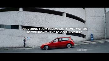 GrubHub TV Spot, 'Anywhere: Free Delivery' - Thumbnail 6