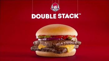 Wendy's 4 for $4 TV Spot, 'Double Stack Cheeseburger Is Back' - Thumbnail 4