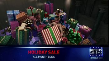 DIRECTV Cinema Holiday Sale TV Spot, 'Ring in the Season' - Thumbnail 7