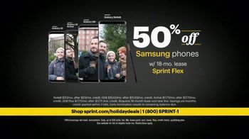 Sprint Unlimited TV Spot, 'Holiday Mall' - Thumbnail 9