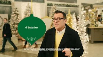 Sprint Unlimited TV Spot, 'Holiday Mall' - Thumbnail 5