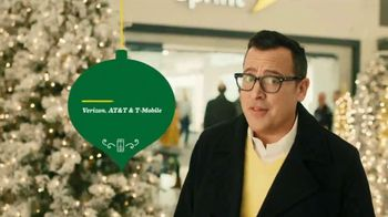 Sprint Unlimited TV Spot, 'Holiday Mall' - Thumbnail 7