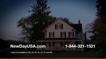 NewDay USA NewDay 100 VA Loan TV Spot, 'That's Us' - Thumbnail 2